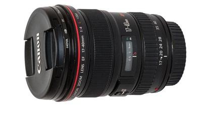Canon EF 17-40 F4L