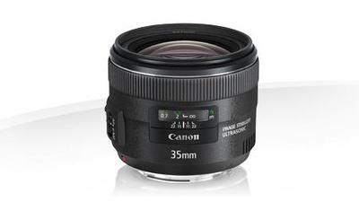Canon 35mm 1:2 Blende