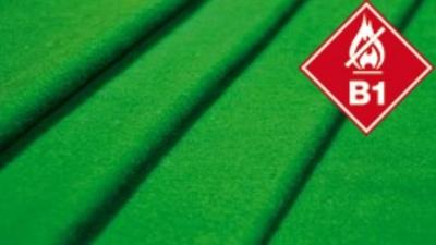 Green Screen Molton Grün mit Ösen 4x3 Meter