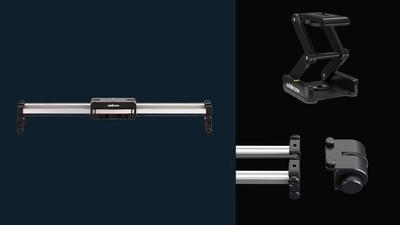 Edelkrone Slider Plus + Steady Module +  Flex Tilt Head V3
