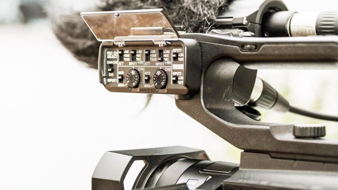 Filmkamera mieten vermieten