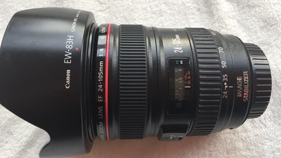 Canon 24-105L f/4 IS USM