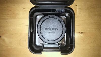 Metabones EF-E Mount