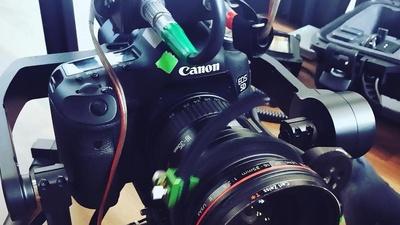 Canon 5D Mk3 MAGIC LANTERN RAW Kit inkl. 250GB Speicherkarte