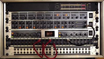 Mobiler Audiomischer - Live Mischer - Audio Mixer - Router