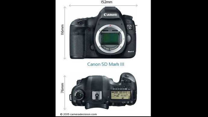 Canon 5D Mark 3 Body + 2x 32 GB (optional mit Magic Lantern)