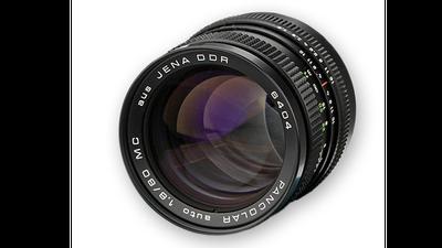 Carl Zeiss Jena Pancolar 80mm F1:1.8