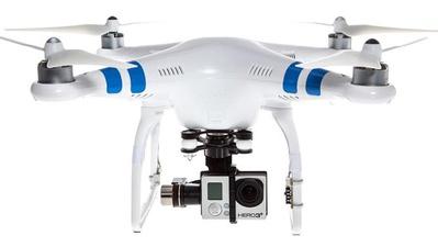 DJI Phantom 2 GoPro 4K