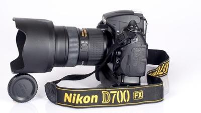 Nikon D700 Kit Nikon Nikkor AF-S 24-70 mm 2.8g ED Nikon Kit