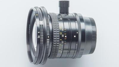 Nikon PC-Nikkor 28mm 1:3.5
