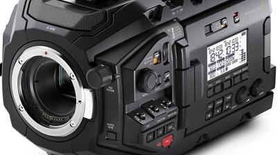 Black Magic Ursa Mini Pro mit EF-Mount Canon