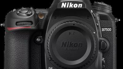 Nikon D7500 (DX) digitale Spiegelreflexkamera (4K Video)