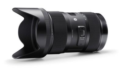 Sigma 18-35mm 1.8 Canon