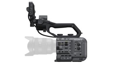 Sony FX6 + 2 Akkus + 2 SDXC 128GB UHS-II V90 + Reader