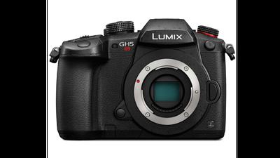 Panasonic Lumix GH5s (inkl. V-Log, Akkus + SD Karte)