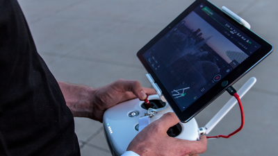 Drohnenpilot Mieten! DJI Mavic Pro 2, DJI Inspire 2, FPV