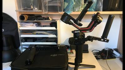 Ronin S2 Pro Combo mit DJI Dual Handle