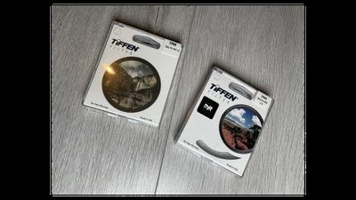Tiffen Black Pro Mist 1/4 und 1/2 77 mm