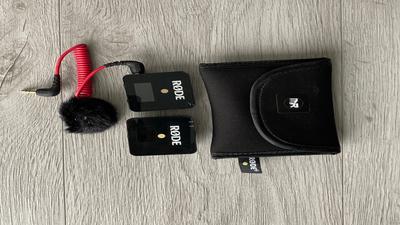 Rode Wireless Go mit Mag Clip