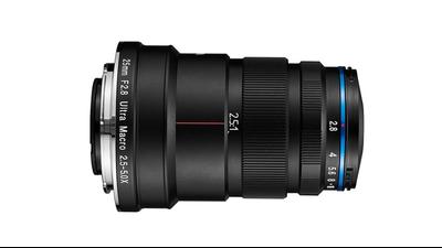LAOWA 25mm f2.8  |  2.5 - 5x Ultra Macro | Canon EF