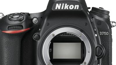 Nikon D750 (FX) digitale Spiegelreflexkamera