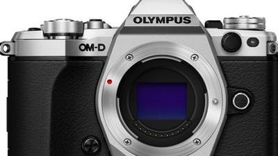 Olympus OM-D E-M5 Mark II digitale spiegellose Kamera (4K)