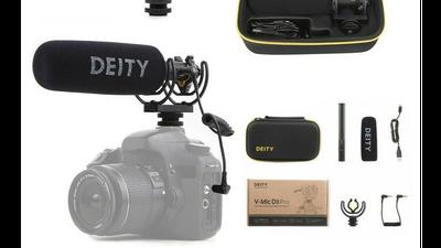 Deity D3 Pro - Richtmikrofon Shotgunmikrofon