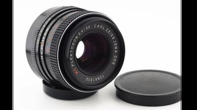 Carl Zeiss Jena Flektogon 35mm F1:2.4