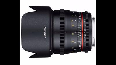 SAMYANG 50mm T1.5 VDSLR UMC Sony E-mount