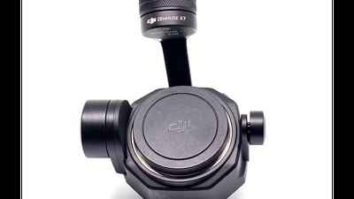 DJI X7 Super 35mm Kamera bis 6K für Inspire 2 ohne Objektiv