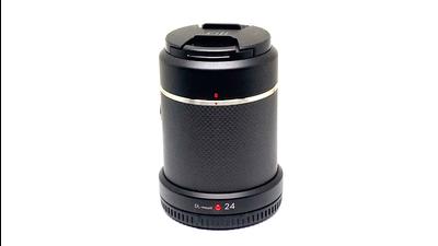 DJI 24mm Carbon-Objektiv für DJI X7 Kamera DL-Mount