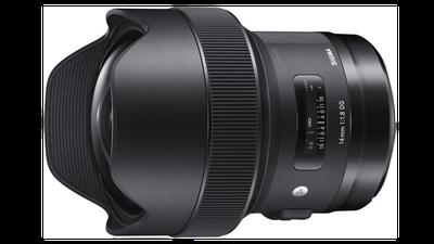 Sigma Art 14mm 1.8 DG HSM für Canon EF