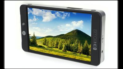 SmallHD 702 bright inklu 2x SDI Cable + Manfrotto 492LCD
