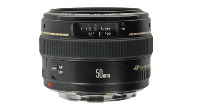 Canon EF 50mm 1:1.4