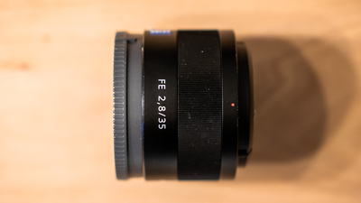 Sony Sonnar® T* FE 35 mm F2,8 ZA