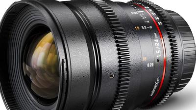 Walimex 24mm 1.5 Cine Objektiv